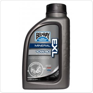 Масло моторное Bel-Ray EXL Mineral 4T Engine Oil [1л]