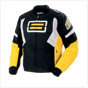 Мото куртка SHIFT Super Street Textile Jacket [Yellow]