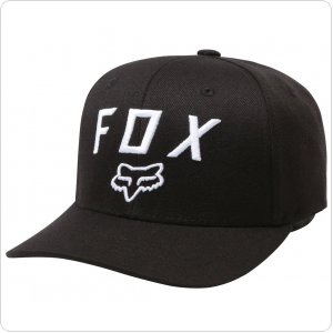 Кепка FOX LEGACY MOTH 110 SNAPBACK [BLACK]