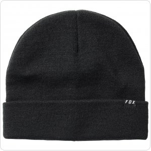 Шапка FOX MACHINIST BEANIE [BLK]