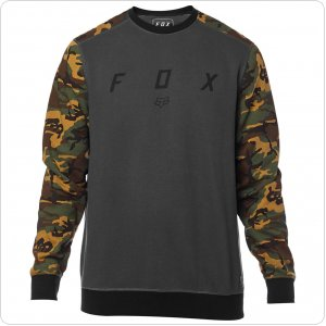Кофта FOX DESTRAKT CREW FLEECE [CAM]
