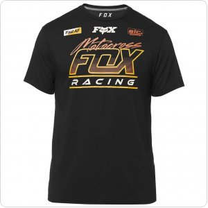 Футболка FOX JETSKEE SS TECH TEE [BLK]