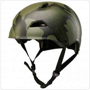 Вело шлем FOX FLIGHT HELMET [CAMO]