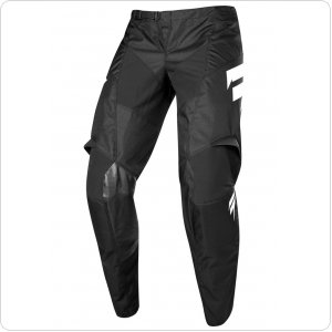 Детские мото штаны SHIFT YOUTH WHIT3 YORK PANT [BLACK]