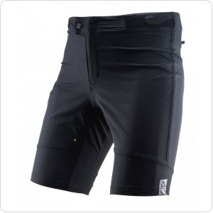 Вело шорты LEATT Shorts DBX 1.0 [BLACK]