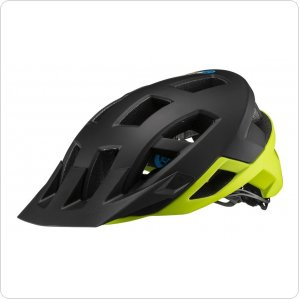 Вело шлем LEATT Helmet DBX 2.0 [Granite/Lime]