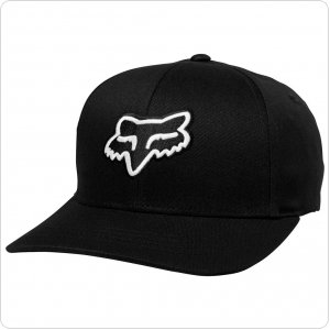 Кепка FOX Legacy Flexfit Hat [Black]