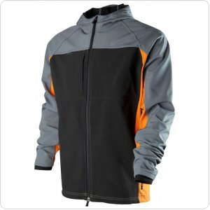 Вело куртка FOX Bionic Breakaway Jacket серая