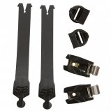 COMP STRAP KIT [BLACK]