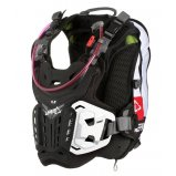 Мотозащита тела LEATT Chest Protector GPX 4.5 Hydra [Black/White]