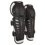 Детские наколенники FOX Youth Titan Race Knee Guard CE [BLACK]