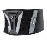 Детский мотопояс FOX Youth Turbo Kidney Belt  [Black/Grey]