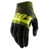 Мото перчатки Ride 100% RIDEFIT Glove [Army Green/Black]