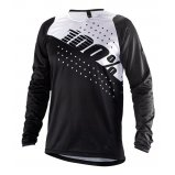 Вело джерси Ride 100% R-CORE Jersey [Black]
