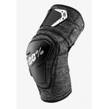 Наколенники RIDE 100% FORTIS Knee Guard [Heather/Black]