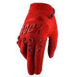 Мото перчатки Ride 100% AIRMATIC Glove [Fire Red]