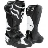 Мотоботы FOX COMP R BOOT [BLACK]
