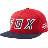Кепка FOX POSESSED SNAPBACK HAT [CARDINAL]