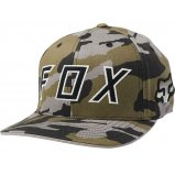 Кепка FOX SCRAMBLE FLEXFIT HAT [CAMO]