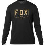 Футболка FOX SHIELD TECH TEE [BLACK]