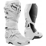 Мотоботы FOX Instinct Boot [WHITE SILVER]
