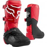 Детские мотоботы FOX YTH COMP BOOT [FLAME RED]