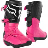 Детские мотоботы FOX Comp Youth Boot [PINK]
