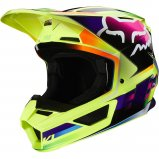 Мотошлем FOX V1 GAMA HELMET [YELLOW]