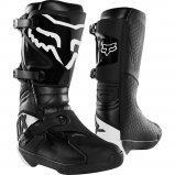 Мотоботы FOX COMP BOOT [BLACK]