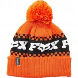 Шапка FOX OVERKILL BEANIE [Orange]