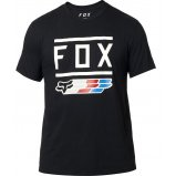 Футболка FOX SUPER TEE [BLACK]