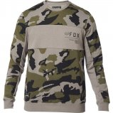 Кофта FOX NON STOP CREW FLEECE [CAMO]
