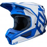 Мотошлем FOX V1 PRIX HELMET [BLUE]