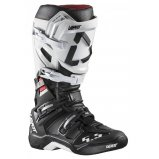 Мотоботы LEATT GPX 5.5 FlexLock Boot [White/Black]