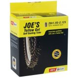 Вело камера JOE'S Yellow Gel SELF SEALING TUBE AV 29X1.90-2.35