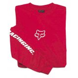 Толстовка FOX Forever Fox Head Crew Fleece Red