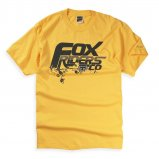 Футболка FOX Hanging Garden s/s Tee [Yellow]