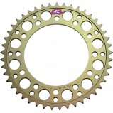 Звезда Renthal Hard Anodised Chainwheel 525 - Kawasaki [Gold]