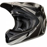 Мотошлем FOX V3 KUSTM HELMET [GREY]
