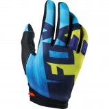 Мото перчатки FOX DIRTPAW VANDAL Glove [Blue/Yellow]