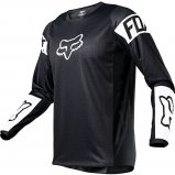 Мото джерси FOX 180 REVN JERSEY [Black/White]