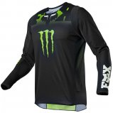 Мото джерси FOX 360 MONSTER JERSEY [Black]