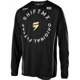 Мото джерси SHIFT WHIT3 VEGA JERSEY LE [BLACK/GOLD]