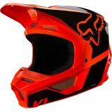 Мотошлем FOX V1 MIPS REVN HELMET [Flo Orange]