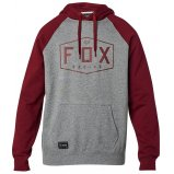 Толстовка FOX CREST PULLOVER FLEECE [Grey]