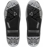 LEATT Sole GPX 4.5 / 5.5 Boots ENDURO Pair [Grey]