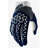 Мото перчатки Ride 100% AIRMATIC Glove [Navy/White]