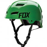 Вело шлем FOX Transition Hard Shell Helmet [GREEN]