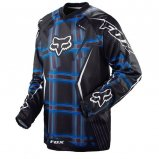 Мото джерси FOX HC Jersey Blue/Black