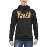 Толстовка FOX UNION PULLOVER FLEECE [BLK]